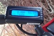 Elektroskútr IO1500GT -voděodolný wattmetr