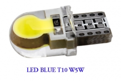Výměna palubního podsvícení  elektroskútru žárovkou  za stylovou modrou ledku