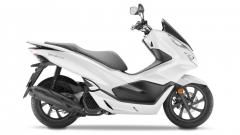 Scooter Honda pcx - benzínový skútr