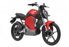 Elektromotocykl super soco ts1200r elektroskutr electric scooter
