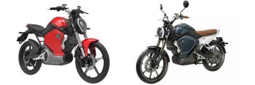 Elektromotorky - recenze elektrických motorek