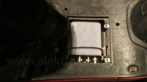 Elektroskútr IO1500GT nová řídící jednotka montáž a zapojení.