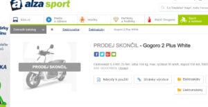 Gogoro 2 Plus Alza.cz